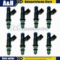 8Pcs Fuel Injectors XW43 CA XW43CA For Ford Thunderbird Lincoln LS Jaguar S Type V8