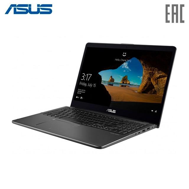 "Ноутбук ASUS UX561UN (Q1 Special) Intel i5 8250U/8Gb/512Gb SSD/No ODD/15.6"" FHD IPS Touch Glare/NVIDIA GeForce MX150 2Gb GDDR5/Camera/Wi-Fi/Windows 10 Smoky Grey (90NB0G31-M00930)"