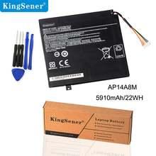 Аккумулятор kingsener ap14a8m для acer iconia tab 10 запасная