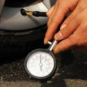 Image 5 - SPEEDWOW 긴 튜브 자동차 타이어 타이어 공기 압력 게이지 미터 자동차 테스터 모니터링 시스템 자동차 자전거 모터