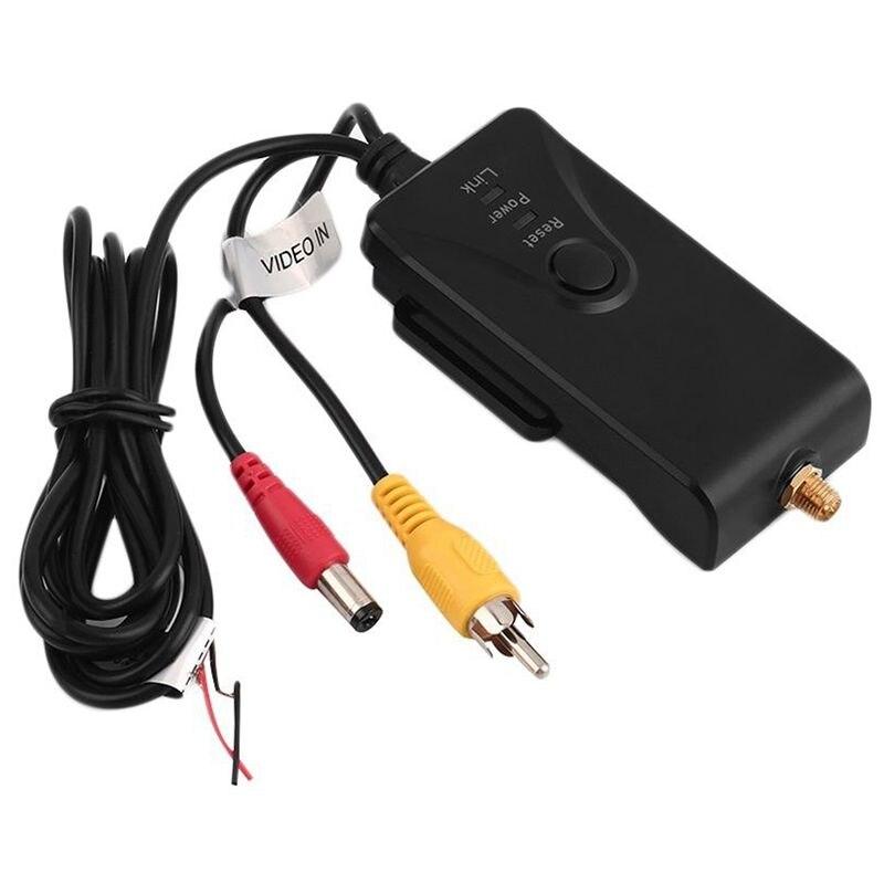 903W FPV WiFi Беспроводная Автомобильная камера видео заднего вида WIFI передатчик резервная камера монитор для IOS Android смартфона AV Interfac