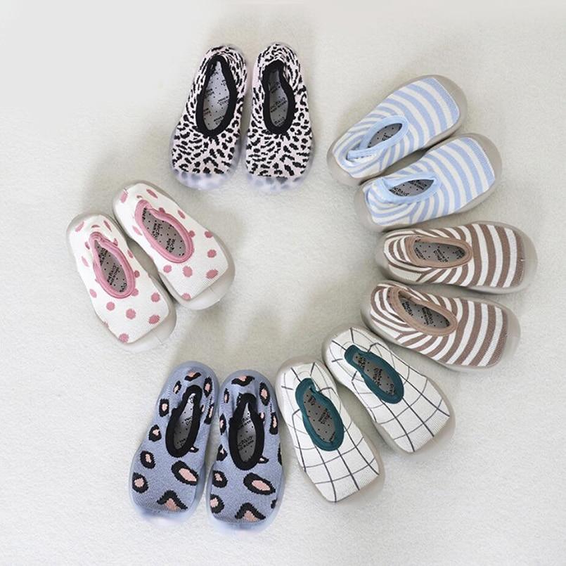 Dependable 1 Pair Socks Set New Fashion With Rubber Soles Soft Floor Sock Non Slip Leg Warmers Newborn Toddler Shoes Socks Socks & Tights