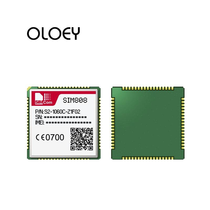SIM808 GSM GPS Bluetooth Combo Wireless Module