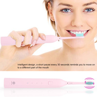 ORALION Automatic Sonic Electric Toothbrush With USB Rechargeable Teeth Whitening Oral Hygiene Clean