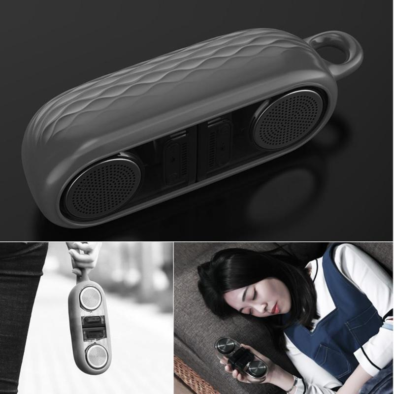 Mifas Wireless Waterproof Bluetooth Speakers Portable Magnetic Suction Music Surround Players Loudspeaker Sound System Sound Bar