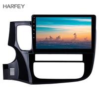 Harfey 10.1 Android 8.1 for Mitsubishi OUTLANDER 2014 2017 Bluetooth Radio Stereo USB SWC 3G WIFI Camera OBD DVR GPS Navi