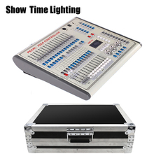 Show Time Mini Pearl 1024 Controller with flycase package fase wave for moving head light led par professional stage