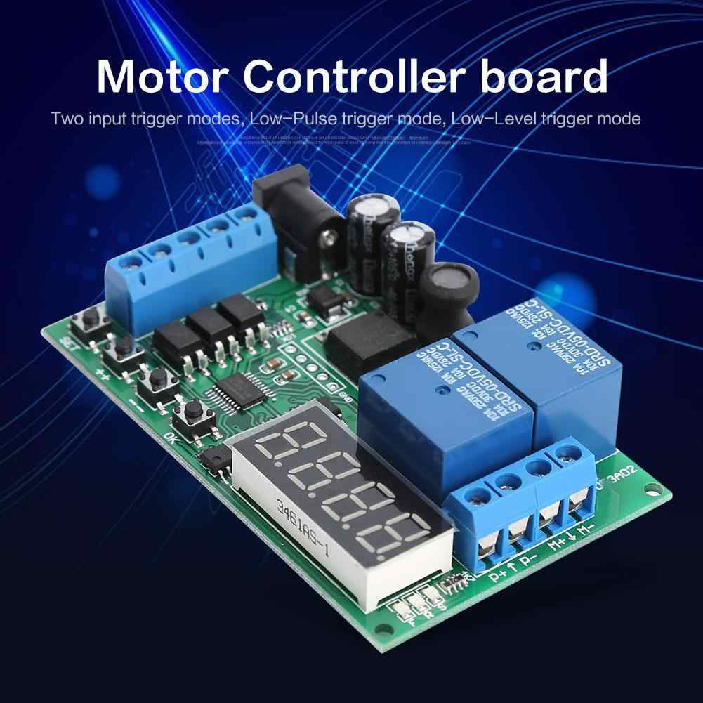 Contrôleur de moteur carte 5 V-24 V moteur avant contrôleur inverse moteur ca/cc retard de synchronisation électronique Cycles relais