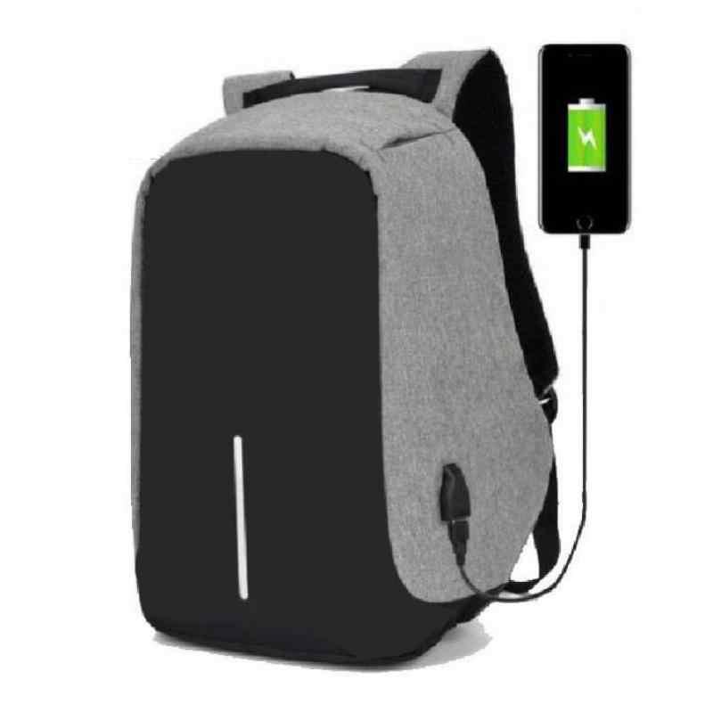 Водонепроницаемый винтажный рюкзак для ноутбука с зарядкой через usb дизайн женские холщовые сумки мужские рюкзаки для отдыха в стиле ретро школьные сумки для