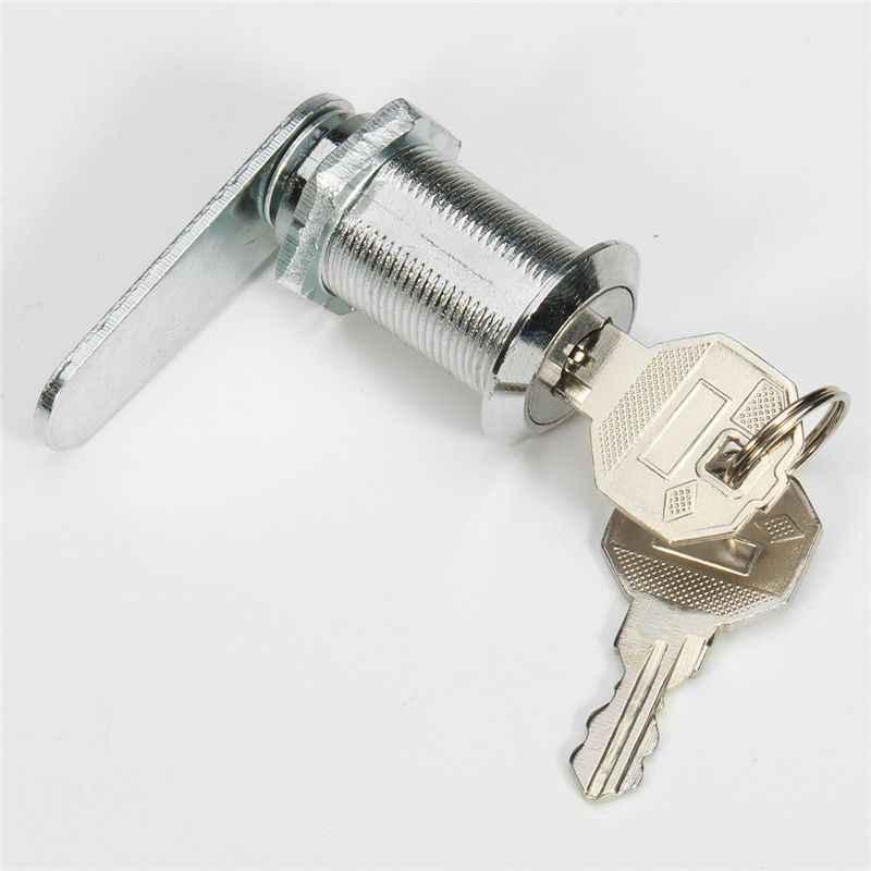 6 conjunto MS403-30 substituição mesa gaveta chaves de bloqueio cam gabinete caixa painel porta ferramenta para rv motorhome reboque