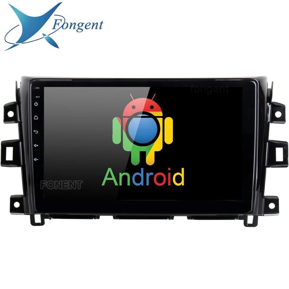 for Nissan NP300 Navara <font><b>Radio</b></font> 2015 2016 2017 2018 <font><b>Car</b></font> Android 9.0 Unit Multimedia Player Vehicle Gps Navigator Autoradio <font><b>RDS</b></font> PC image