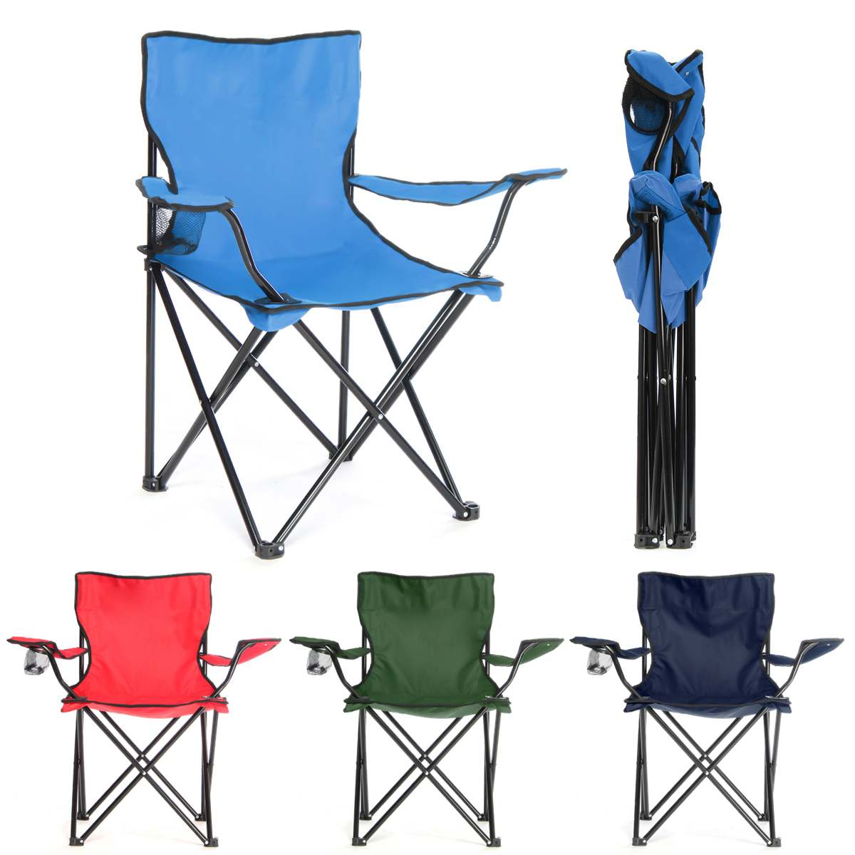 US $23.23 18% OFF 50x50x80cm Light Folding Camping Fishing Chair Seat  Portable Beach Garden Outdoor Camping Leisure Picnic Beach Chair Tool  Set-in ...