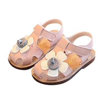 2019 summer new children's shoes girls children baby sandals X-1