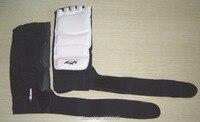 профессиональный ВТФ ткд ног гвардии, кожа тхэквондо ног протектор, до турнир класса, 6 размера для выбора