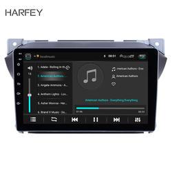 "Harfey Android 8,1 HD сенсорный экран 9 ""головное устройство для Suzuki alto 2009-2016 радио gps-навигатор USB Bluetooth SWC 3g WI-FI давления воздуха в шинах DAB + OBD2"