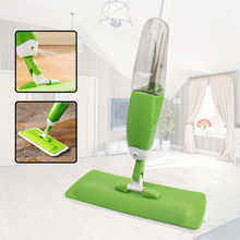Spray Mop Home Use Microfiber Pad Practical Household Dust Cleaning Reusable For Floor