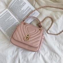 цена на Luxury Brand Crossbody Bags For Women 2019 Fashion High Quality PU Leather Female Designer Handbag Ladies Shoulder Messenger Bag