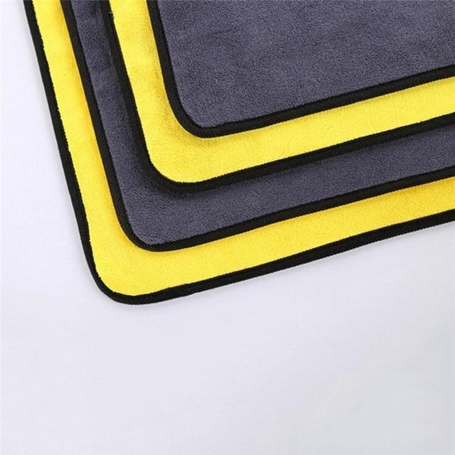Lingettes en microfibre   Serviettes de cuisine et de voiture, chiffons très absorbants, séchage rapide