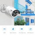 Hiseeu 1080 P IP Kamera 2.0MP 3 6mm POE Mini Kugel Wasserdichte Outdoor IR Motion Detection Night Vision CCTV Sicherheit kamera-in Überwachungskameras aus Sicherheit und Schutz bei