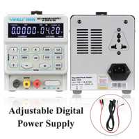 30V 5A Programmable Laboratory Switching DC Power Supply 110V / 220V Precision Variable Dual Digital Power Supply