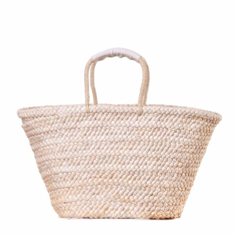 2019 Da Spalla Borsa Borse Mano Paglia Fatti Rattan Style Shopper A style Feminina In Spiaggia Estate Delle Tote Di 1 Bolsa 2 Carchi Donne PdZ5qdw