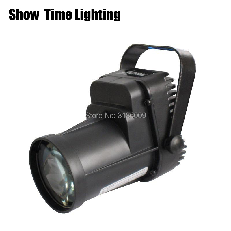 Show Time Mini LED PinSpot light/LED Beam spot Led par Stage effect color light DJ KTV Party Disco wedding all star in sky image