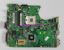 אמיתי A000080800 DA0BLBMB6F0 HM65 DDR3 מחשב נייד האם Mainboard עבור Toshiba לווין L750 L755 נייד