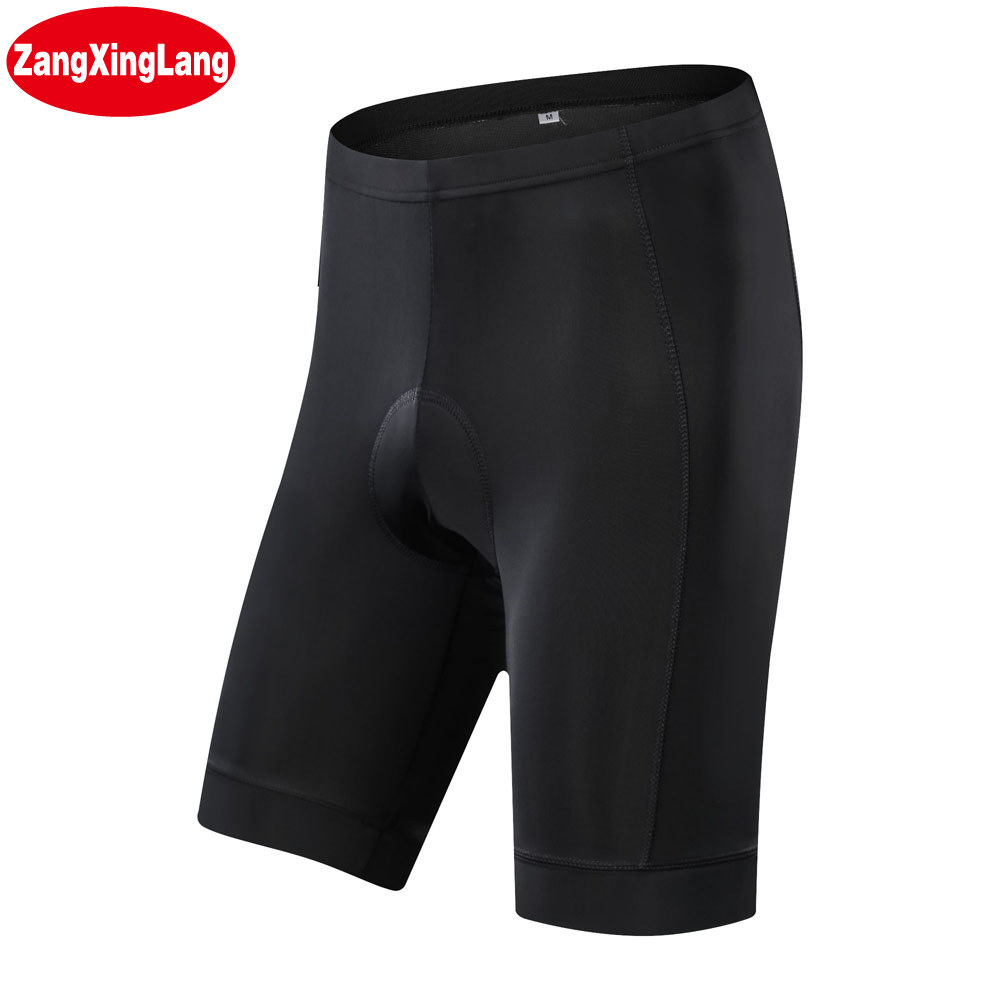 Zangxinglang Coolmax 5D Padded Cycling Shorts Shockproof MTB Bicycle Shorts Road Bike Shorts Ropa Ciclismo Tights For Man Women