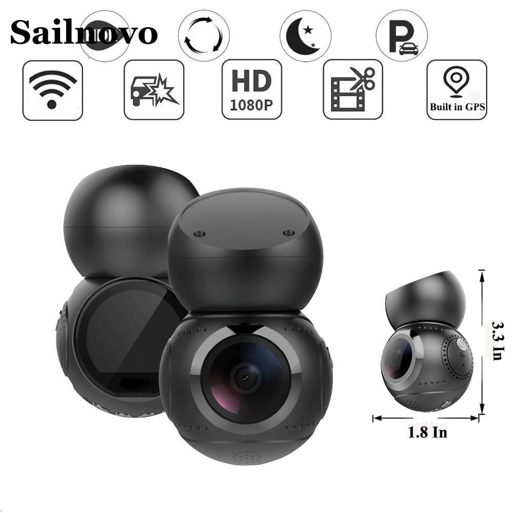 Anytek Car DVR Dash-Camera Driving-Recorder Video G-Sensor Wifi 170-Degree-Lens Night-Version