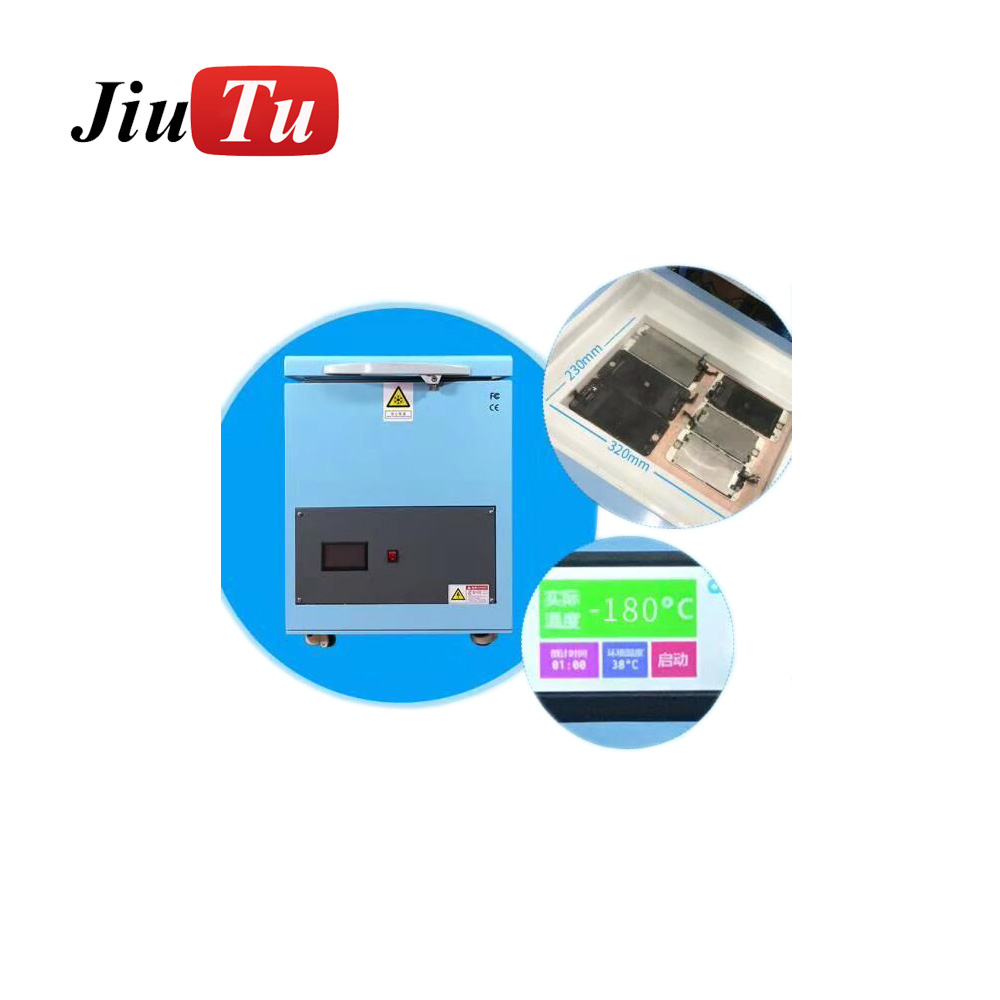 LCD Frozen Separating Machine Suitable for All Tablets Smartphone Cracked LCD Under 14 Inch 4