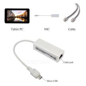 Image 2 - Kebidu Mini USB 2.0 Ethernet Adapter USB To RJ45 10/100Mbps Ethernet LAN Thẻ Adapter Cho Máy Tính windows 10/8/7/XP