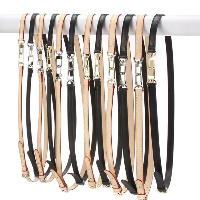 L сумка на ремне из натуральной кожи Регулируемая V сумка аксессуары брендовая сумка на плечо портативная Диагональная Сумка на ремне