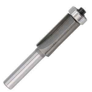 Image 5 - 8mm Shank 4 Teeth Flush Trim Pattern Router Cutter Bit Bearing Woodworking Tool Part router bit 8mm Router Cutter Bit 0.01 USD