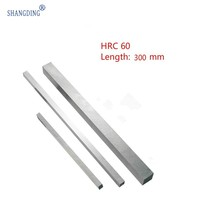 30x 30x300-60x 60 x300mm White Steel Knife Bar High Speed Turning Contain HRC60 HSS Direct Selling