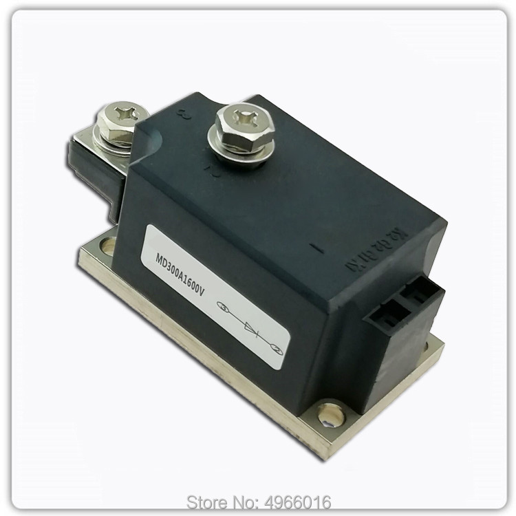Qualifiziert Original Md300a1600v Gleichrichter Modul Dc Konvergenz Anti-zähler Dioden Dj Ausrüstung Zubehör Unterhaltungselektronik
