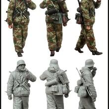 [tusk model]1/35 Scale Unassembled Resin figures resin model Kits E0154