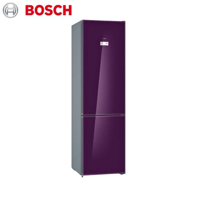 Отдельностоящий двухкамерный холодильник Bosch VitaFresh Serie|6 KGN39LA31R