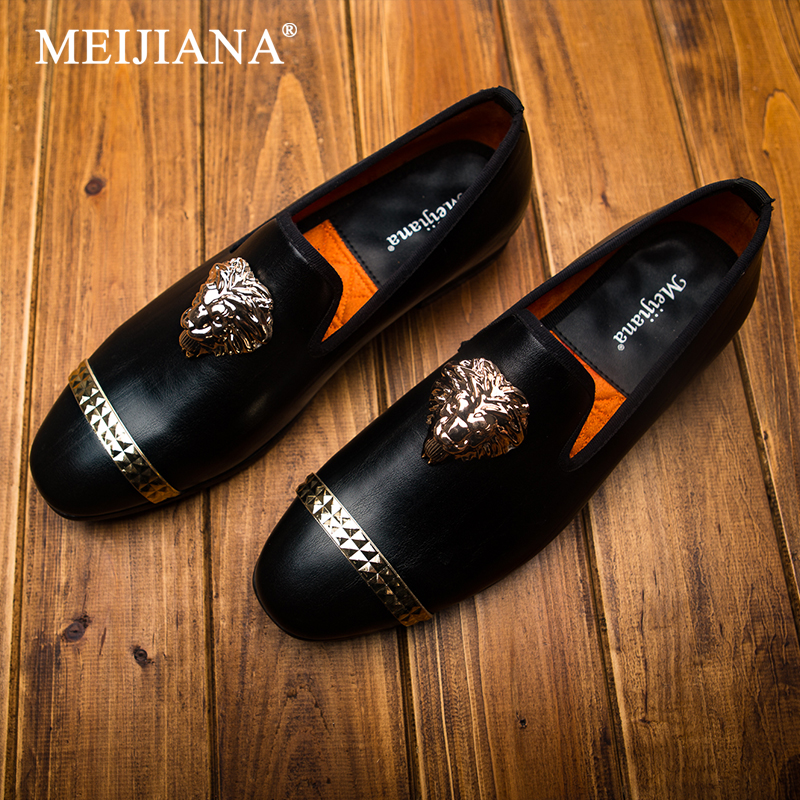 MEIJIANA أحذية خفيفة بدون كعب مختلف الألوان شهم الرجال شقة حذاء كاجوال أزياء أحذية رجالي 2019 عقدة الزفاف-في أحذية رجالية غير رسمية من أحذية على  مجموعة 1