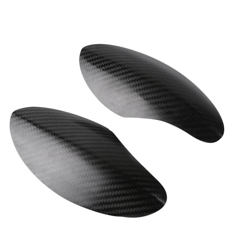 For Yamaha Xmax 125 250 300 400 Motorcycle Scooter Accessories Real Carbon Fiber Protective Guard Cover