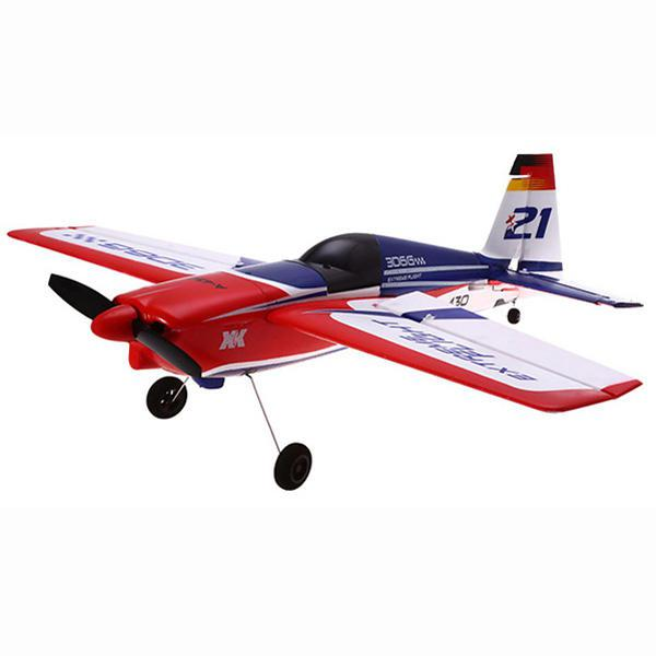 XK A430 2 4G 5CH 3D6G System Brushless RC Airplane Compatible Futaba RTF Remove Control Toys