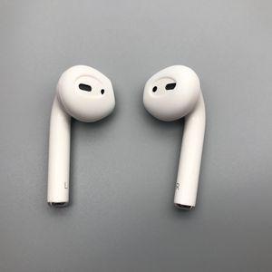 Image 4 - 1 пара силиконовых вкладышей для наушников, гарнитура с крючком для Apple, аксессуары для Airpods 2