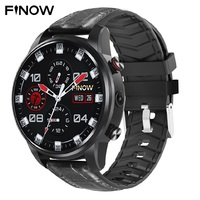 FINOW X7 4G Smartwatch Phone 1.39 Inch Android 7.1 MTK6739 Quad Core 1GB RAM 16GB ROM Smart Watch Phone BT Heart Rate Monitor