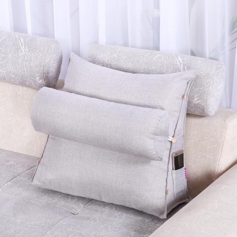 Adjustable Lumbar Cushion Back Support Pillow Cushion Home