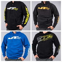 Motocorss Men's Casual Thick Warm Hoodies Cotton Jacket Casual MTB/MX/ATV Riding Moto Clothes Motorcycle Racing Sweatshirts