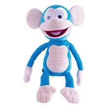 Интерактивная игрушка IMC Toys Обезьянка Fufris, голубая