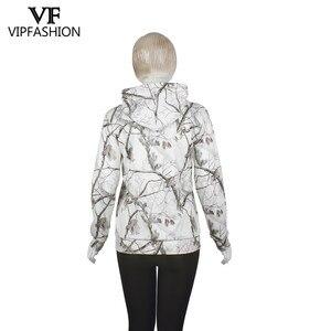 Image 5 - VIP FASHION Camouflage Hoodie Sweatshirt Men 3D Printed hunting  Plum Flower Tree Hoodies Unisex Hiphop Streetwear Sweetshirts