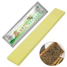 20 полос/упаковка 40 мг/шт. Профессиональный акарицид пчелиный клещи полосы пчеловодства против варроа клещи уничтожитель контроль за паразитами полосы
