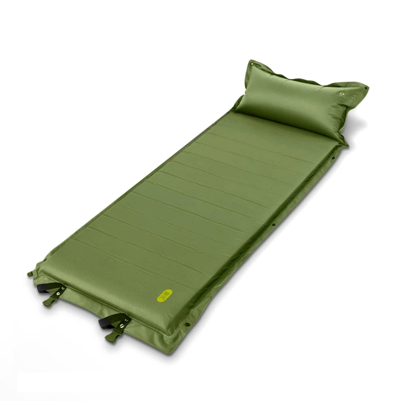 Outdoor Camping Self Inflatable Air Mattresses Automatic Moisture-proof Pad Cushion Braces SupportOutdoor Camping Self Inflatable Air Mattresses Automatic Moisture-proof Pad Cushion Braces Support