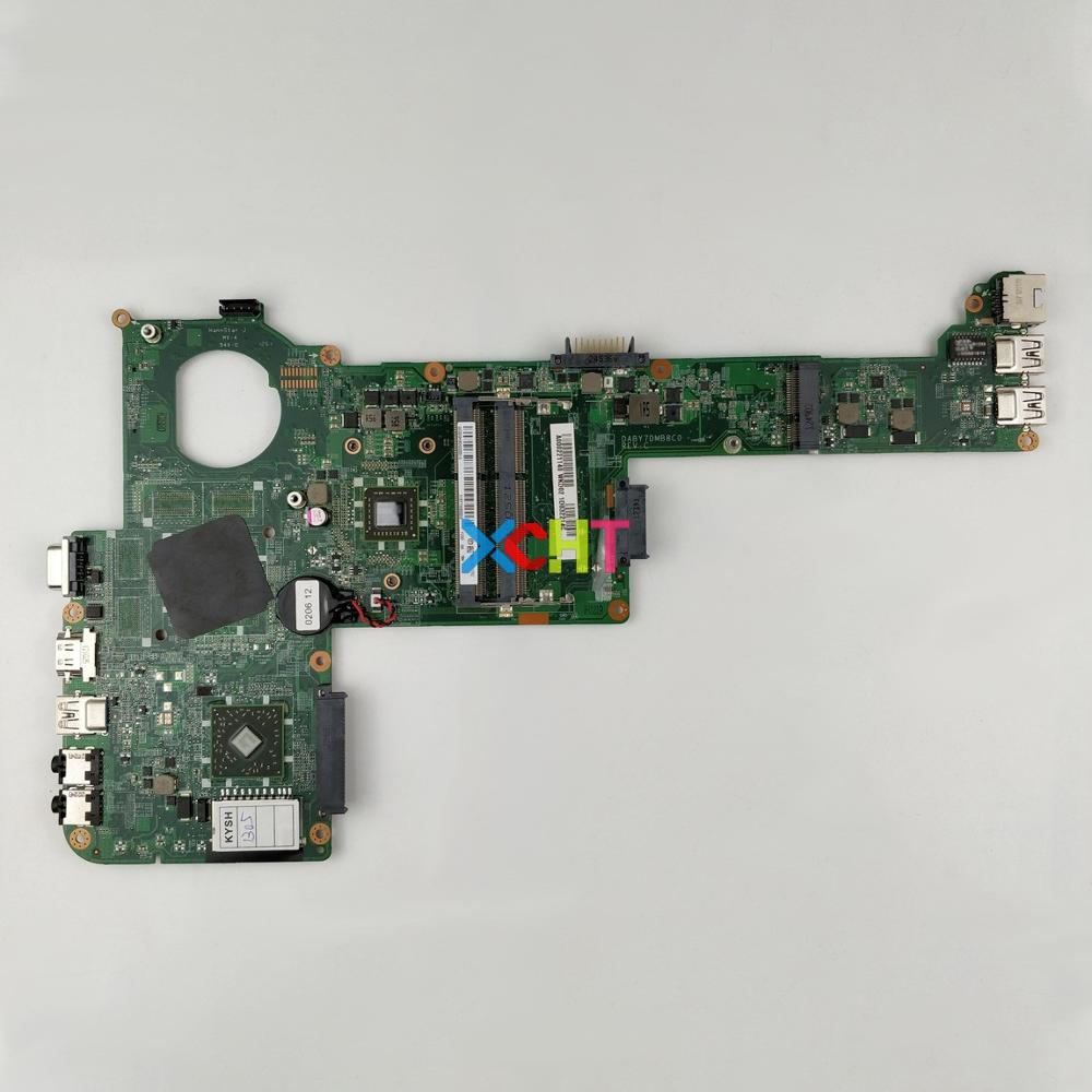 A000221140 DABY7DMB8C0 w E2 1800 CPU for Toshiba Satellite C805 C805D DNotebook PC Laptop Motherboard Mainboard-in Laptop Motherboard from Computer & Office