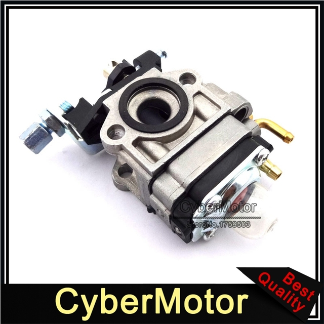 US $10 5 5% OFF|Carburetor For Eskimo Stingray S33Q8 Power Ice Auger & 2  Stroke 26cc 33cc Kragen Zooma Bladez Goped Gas Scooter Minimoto-in  Carburetor